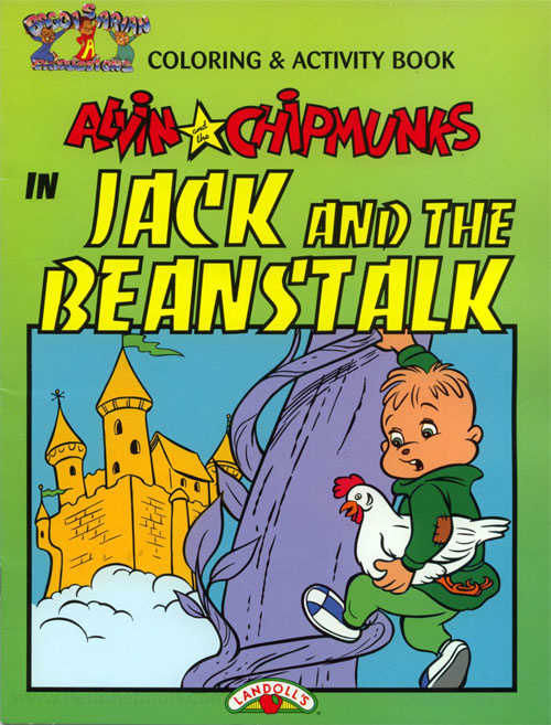 Alvin and the Chipmunks Jack and the Beanstalk