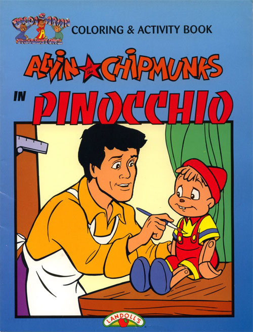 Alvin and the Chipmunks Pinocchio