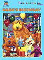 Bear in the Big Blue House Bear's Birthday