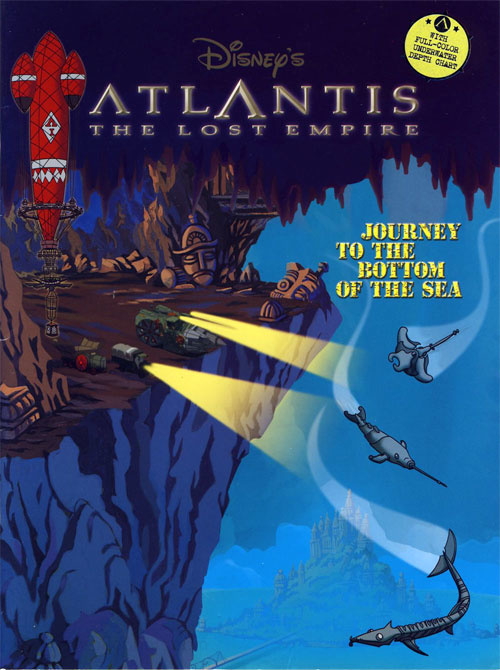 Atlantis: The Lost Empire Journey to the Bottom of the Sea
