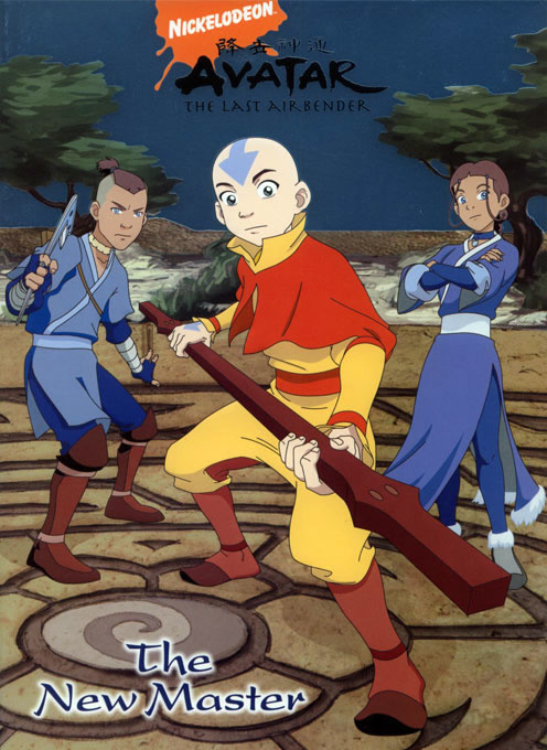 Avatar: The Last Airbender The New Master