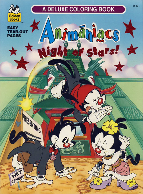 Animaniacs Night of Stars!