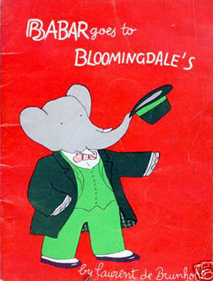 Babar Babar Goes to Bloomingdale's