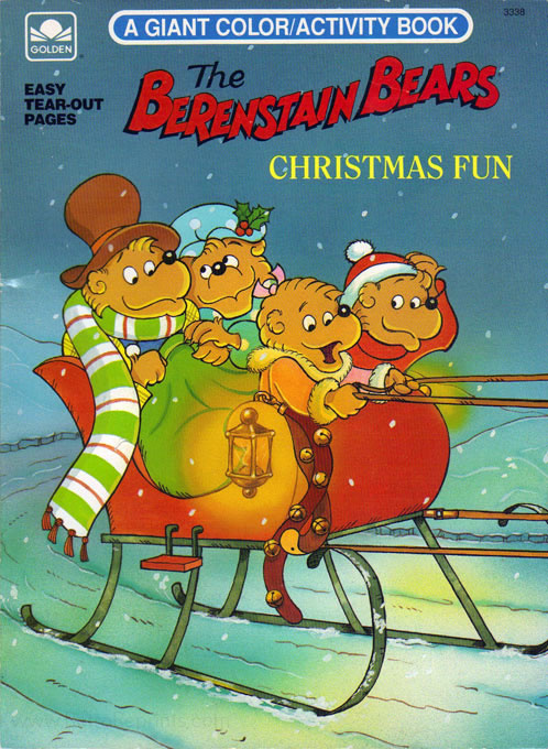 Berenstain Bears, The Christmas Fun