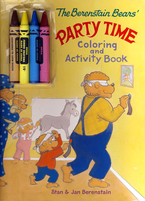 Berenstain Bears, The Party Time