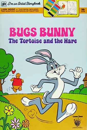 Bugs Bunny The Tortoise and the Hare