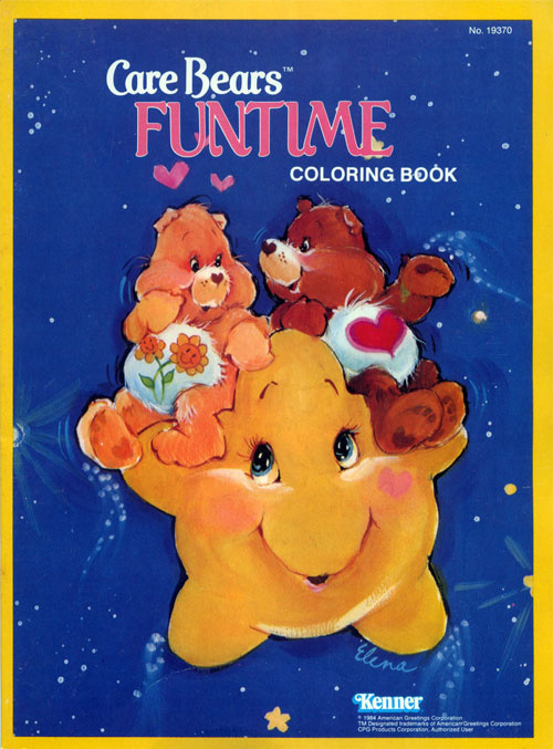 Care Bears Funtime