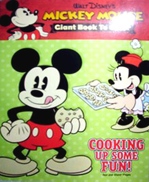 Mickey Mouse and Friends Cooking Up Some Fun