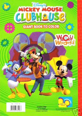Mickey Mouse Clubhouse Wacky is Wonderful