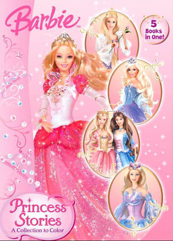 Barbie Princess Stories