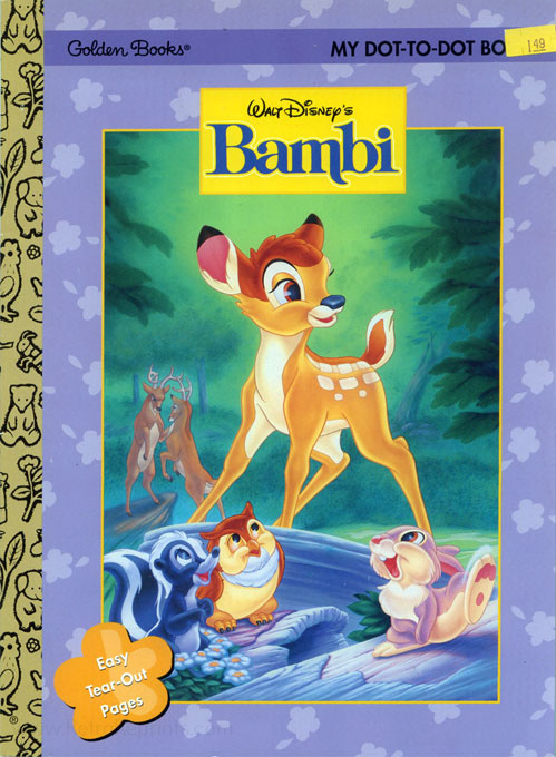 Bambi, Disney's Dot to Dot