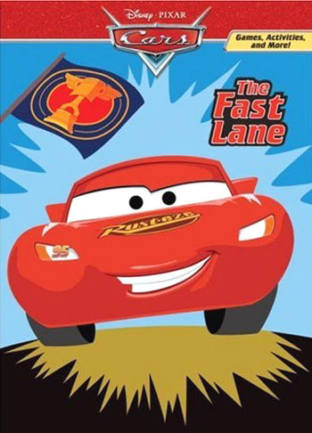 Cars, Pixar's The Fast Lane