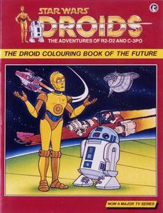 Droids (1986) Dragon Books