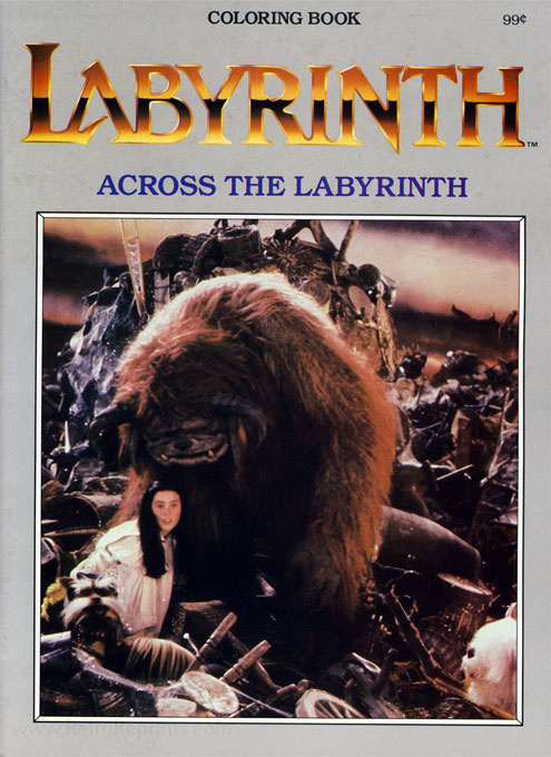 Labyrinth Across the Labyrinth