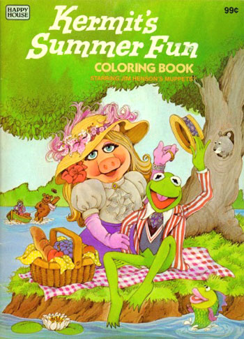 Kermit's Summer Fun (1982) Happy House