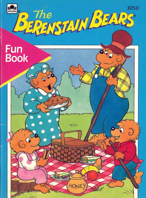 Berenstain Bears, The Fun Book