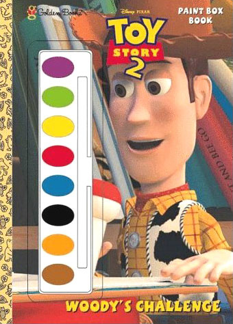 Toy Story 2 Woody's Challenge