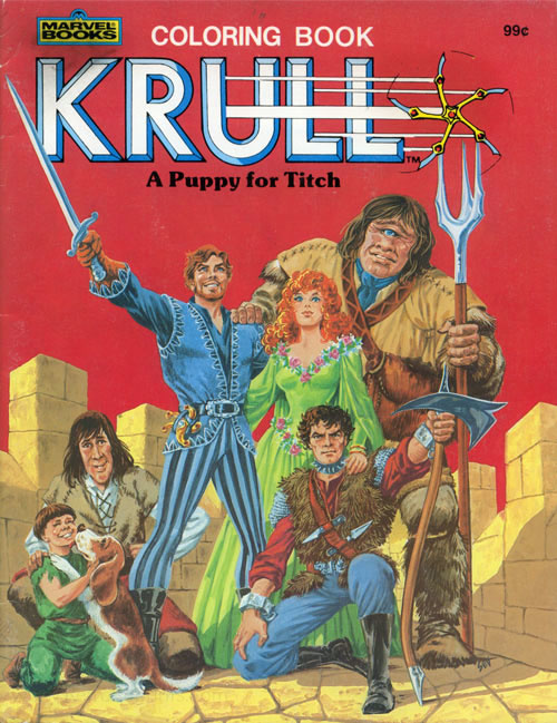 Krull A Puppy for Titch