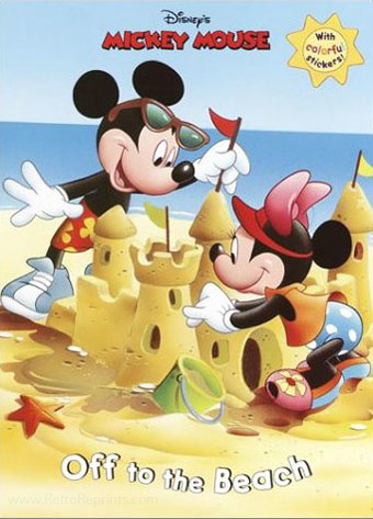 Mickey Mouse and Friends Off to the Beach