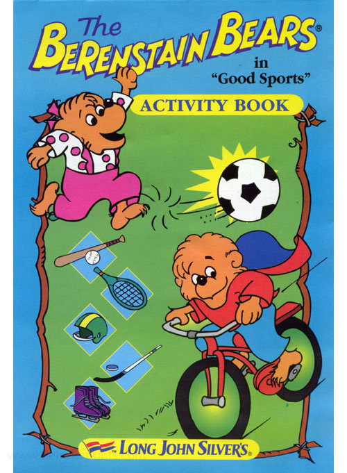Berenstain Bears, The Good Sports