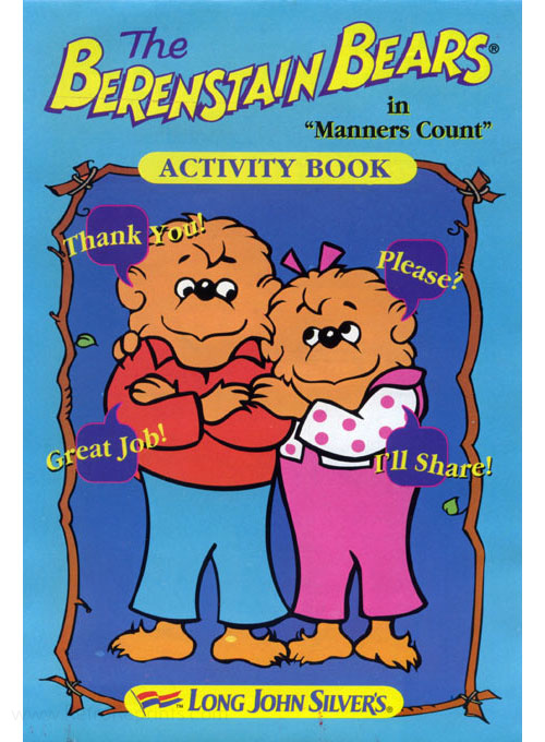 Berenstain Bears, The Manners Count