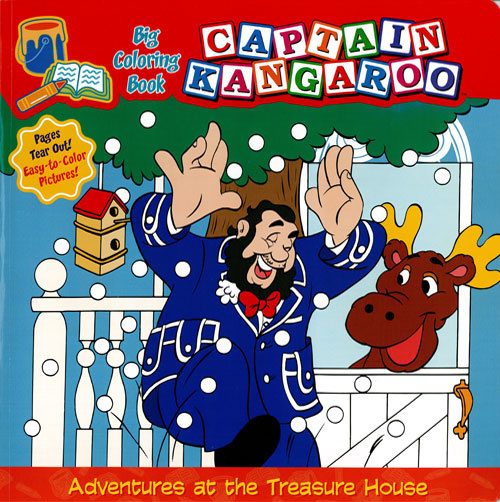 All New Captain Kangaroo, The Adventure at the Treasure House