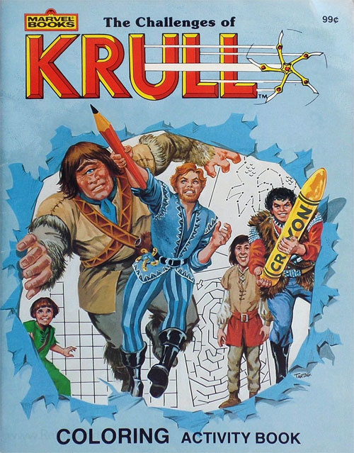 Krull The Challenges of Krull