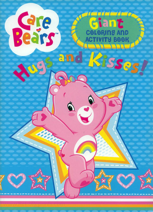 Care Bears: Adventures in Care-a-Lot Hugs and Kisses