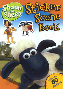 Shaun the Sheep Sticker Book