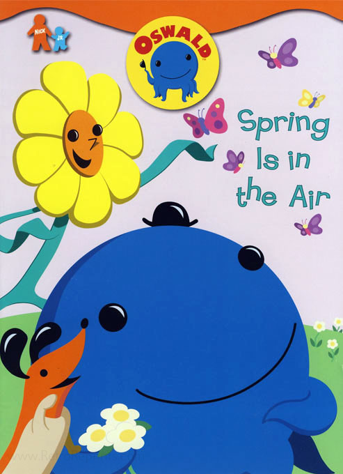 Oswald Spring is in the Air
