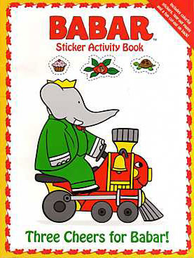Babar Three Cheers for Babar