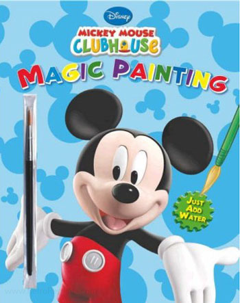 Mickey Mouse Clubhouse Paint with Water
