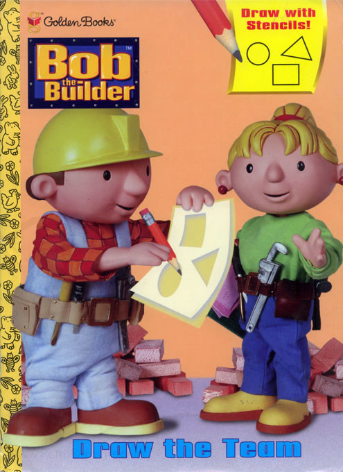 Bob the Builder Draw the Team
