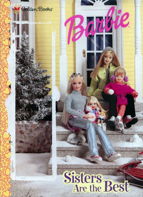 Barbie Sisters Are the Best