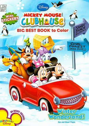 Mickey Mouse Clubhouse Winter Wonderland