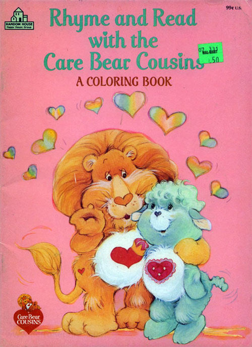Care Bears Family, The Rhyme and Read