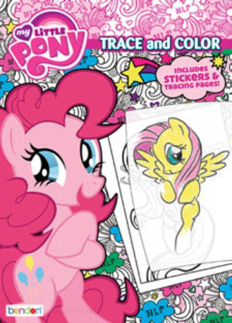 My Little Pony: Friendship Is Magic Trace and Learn