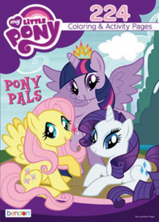 My Little Pony: Friendship Is Magic Pony Pals