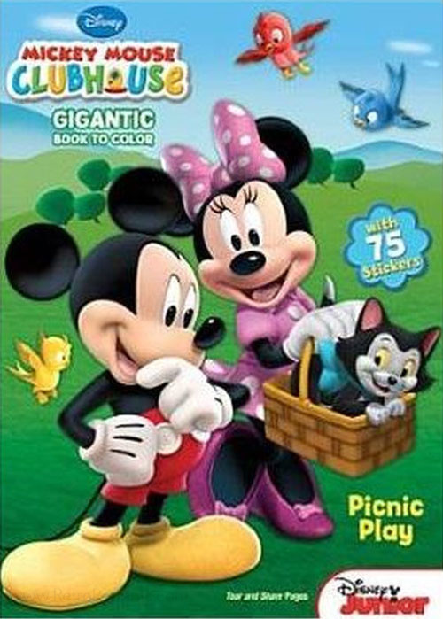 Mickey Mouse Clubhouse Picnic Play