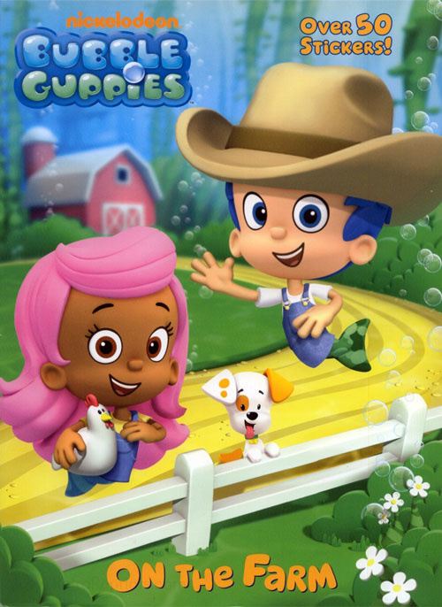 Bubble Guppies On the Farm