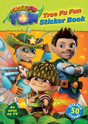 Tree Fu Tom Sticker Book