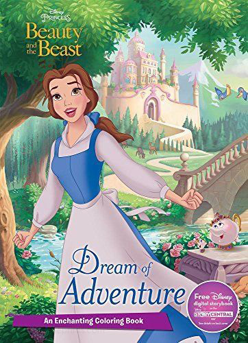 Beauty & the Beast Dream of Adventure