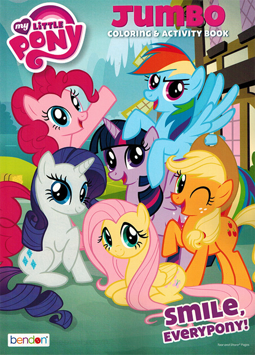 My Little Pony: Friendship Is Magic Smile Everypony!