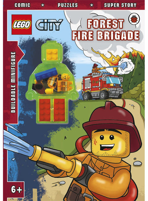 Lego City Forest Fire Brigade