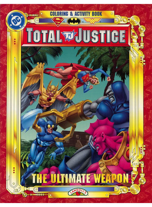 DC Super Heroes The Ultimate Weapon