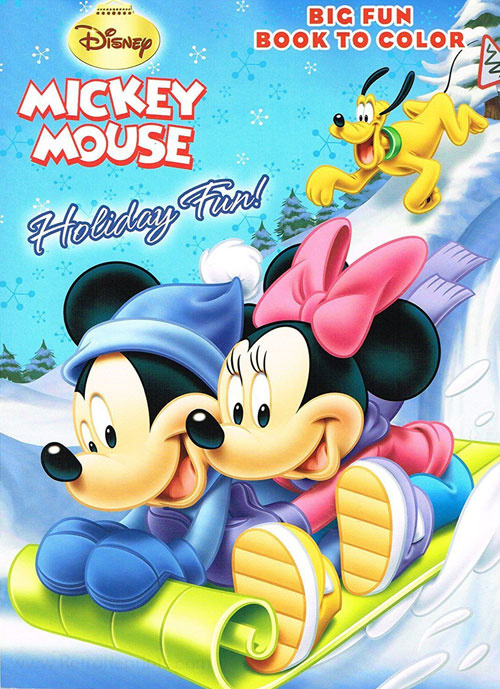 Mickey Mouse and Friends Holiday Fun!