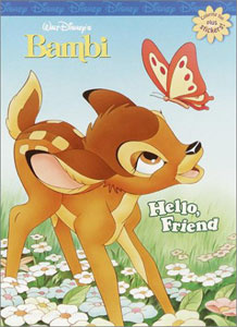 Bambi, Disney's Hello, Friend