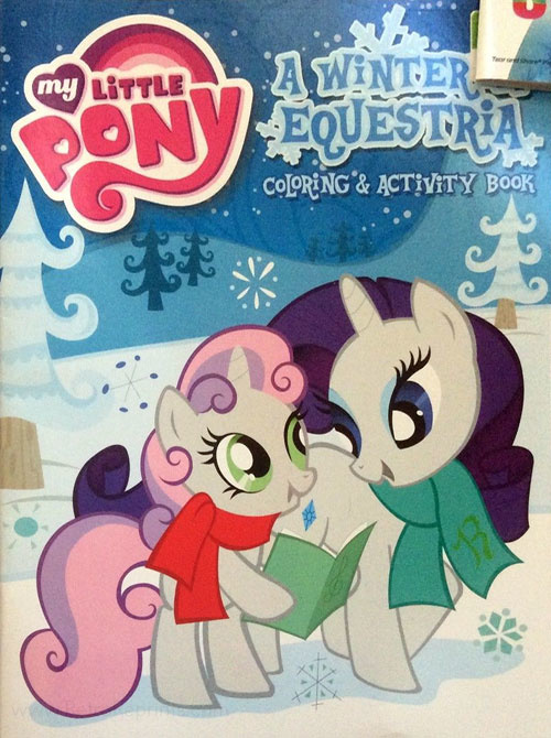 My Little Pony: Friendship Is Magic A Winter in Equestria