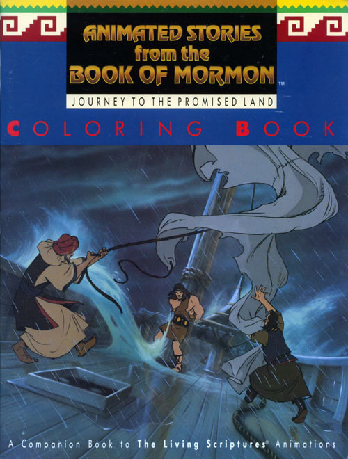 Animated Stories from the Book of Mormon Journey to the Promised Land