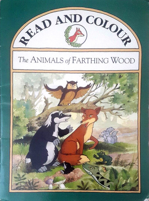 Animals of Farthing Wood, The Read and Colour